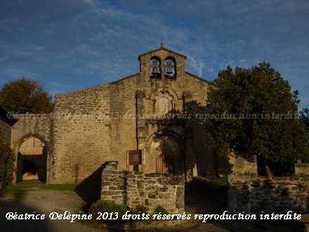 Eglise médiévale de la Motte de Galaure (26)