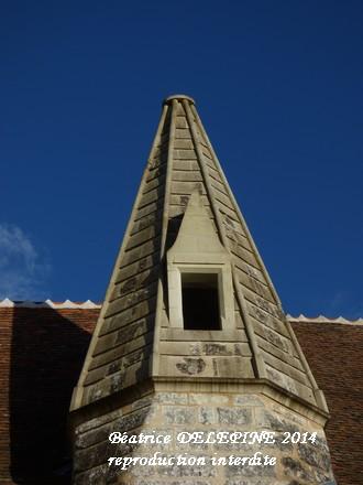 détail du prieuré Saint André