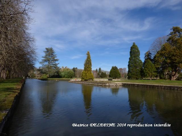 Parc du château de Richelieu 37