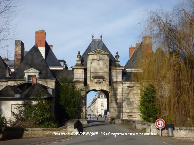 Porte de Chatellerault Richelieu 37