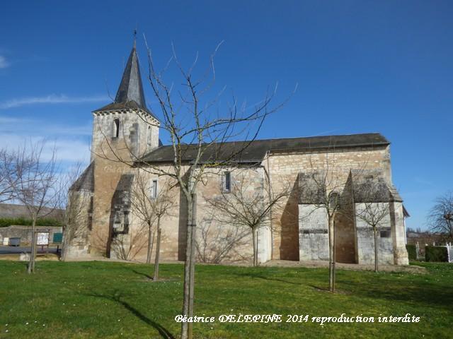 Eglise de Varenne 86