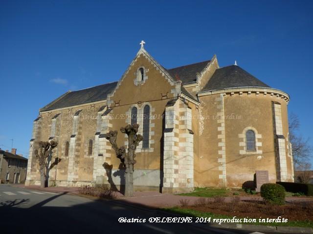 Eglise de Saint Clair (86)