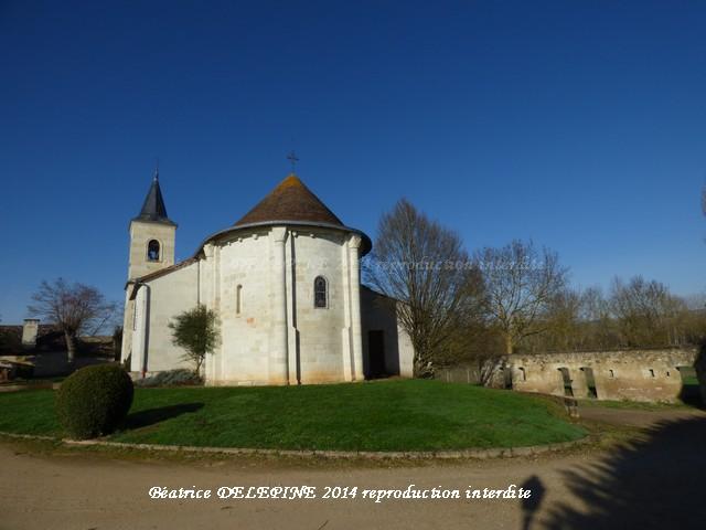 Eglise de Saint CYR 86