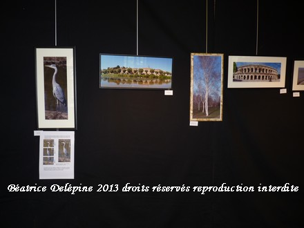 exposition Sablons 2012